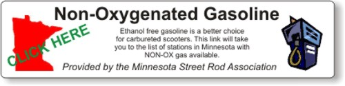 Non-Oxygenated Gas in Minnesota