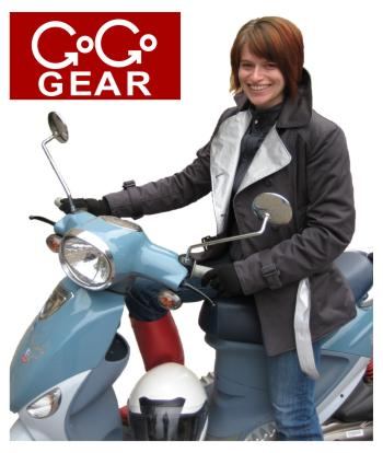 Jordana Whyte Reviews the GoGo Gear Trench Jacket