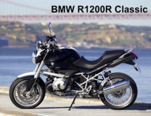 BMW R1200R Classic Motorcycle