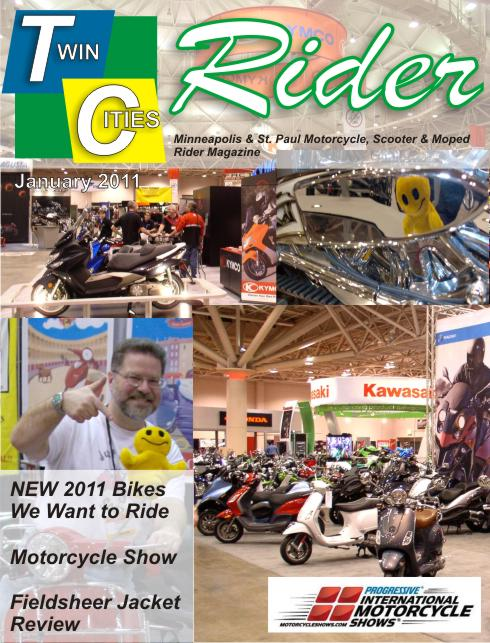 Twin Cities Rider January 2011