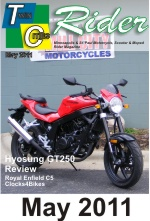 Twin Cities Rider May 2011