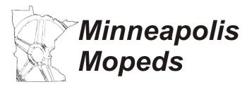 Minneapolis Mopeds